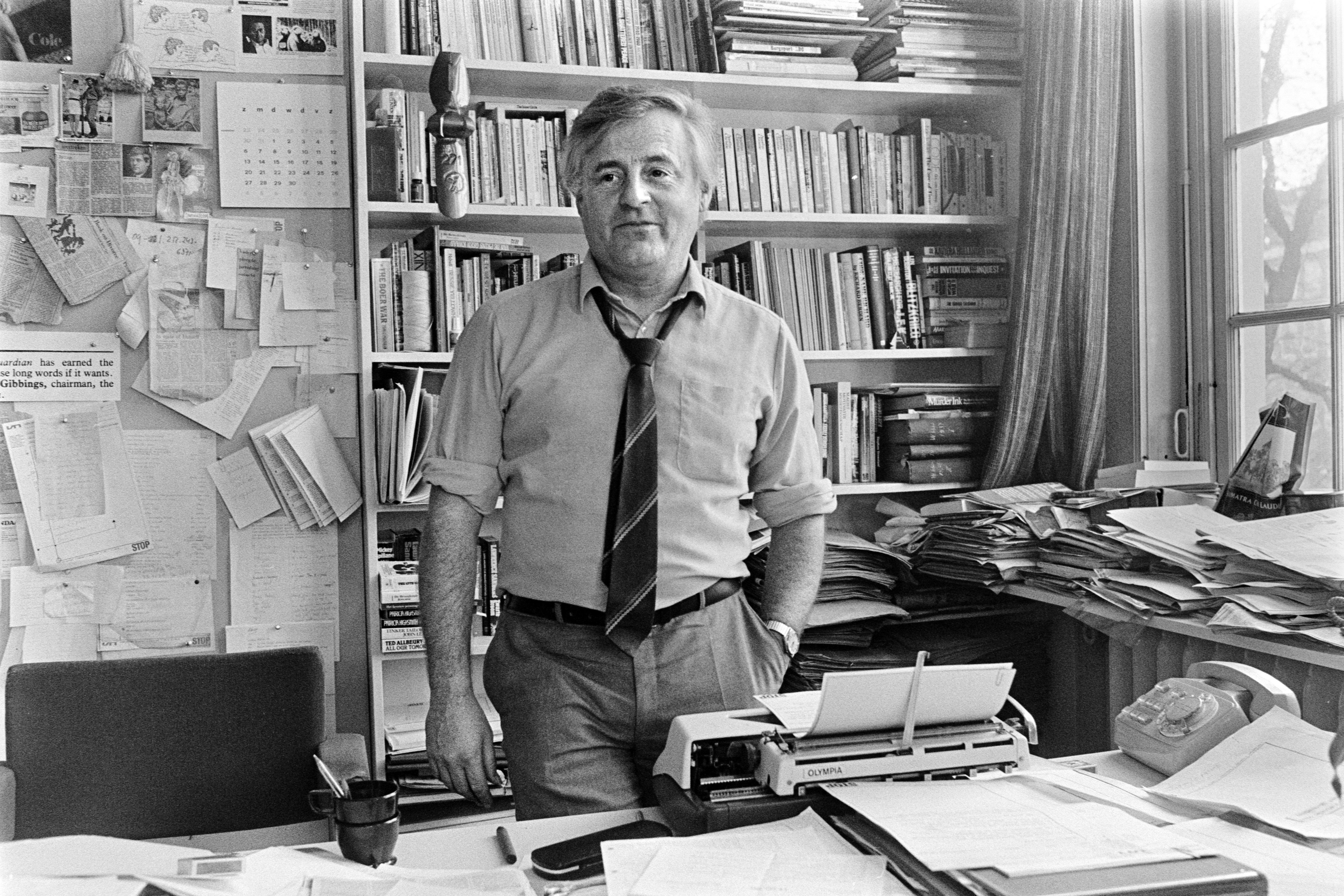 Rinus Ferdinandusse (85): 'Als hoofdredacteur van VN was ik niet de baas'