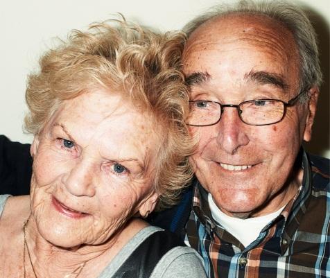 Wim (84) en Julia (81) Pellegrom, zestig jaar getrouwd