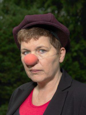 Marion Groenenboom (clown Puk): 'Nederland zit met een statisch clownsbeeld'
