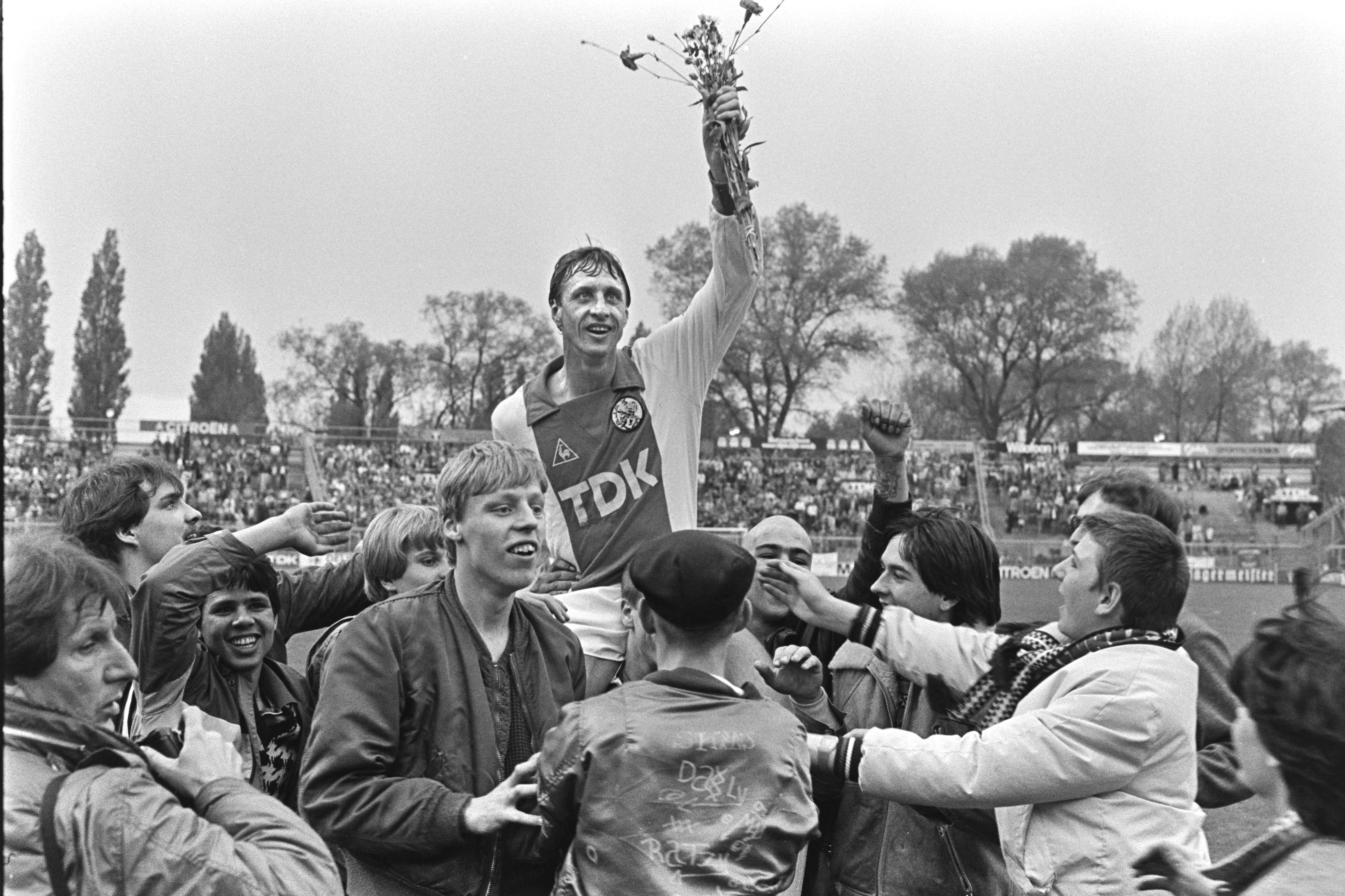 Johan Cruijff (1947-2016)