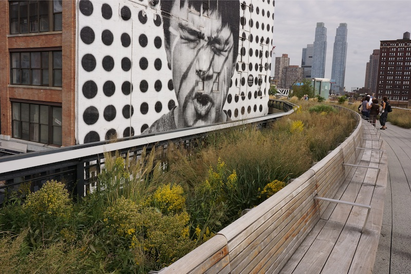 The High Line in New York. Foto: Piet Oudolf