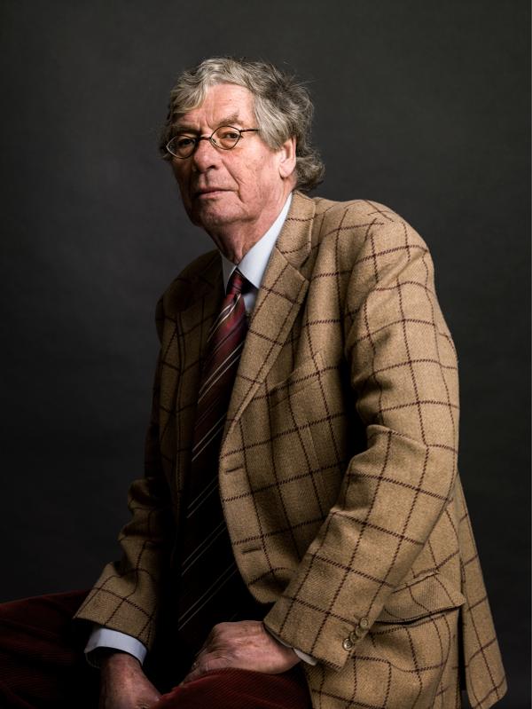 Peter van Straaten: 'Een politieke prent hoort ongenuanceerd te zijn. Als je nuances wilt, dan moet je maar politiek commentator worden.' Foto: Koos Breukel