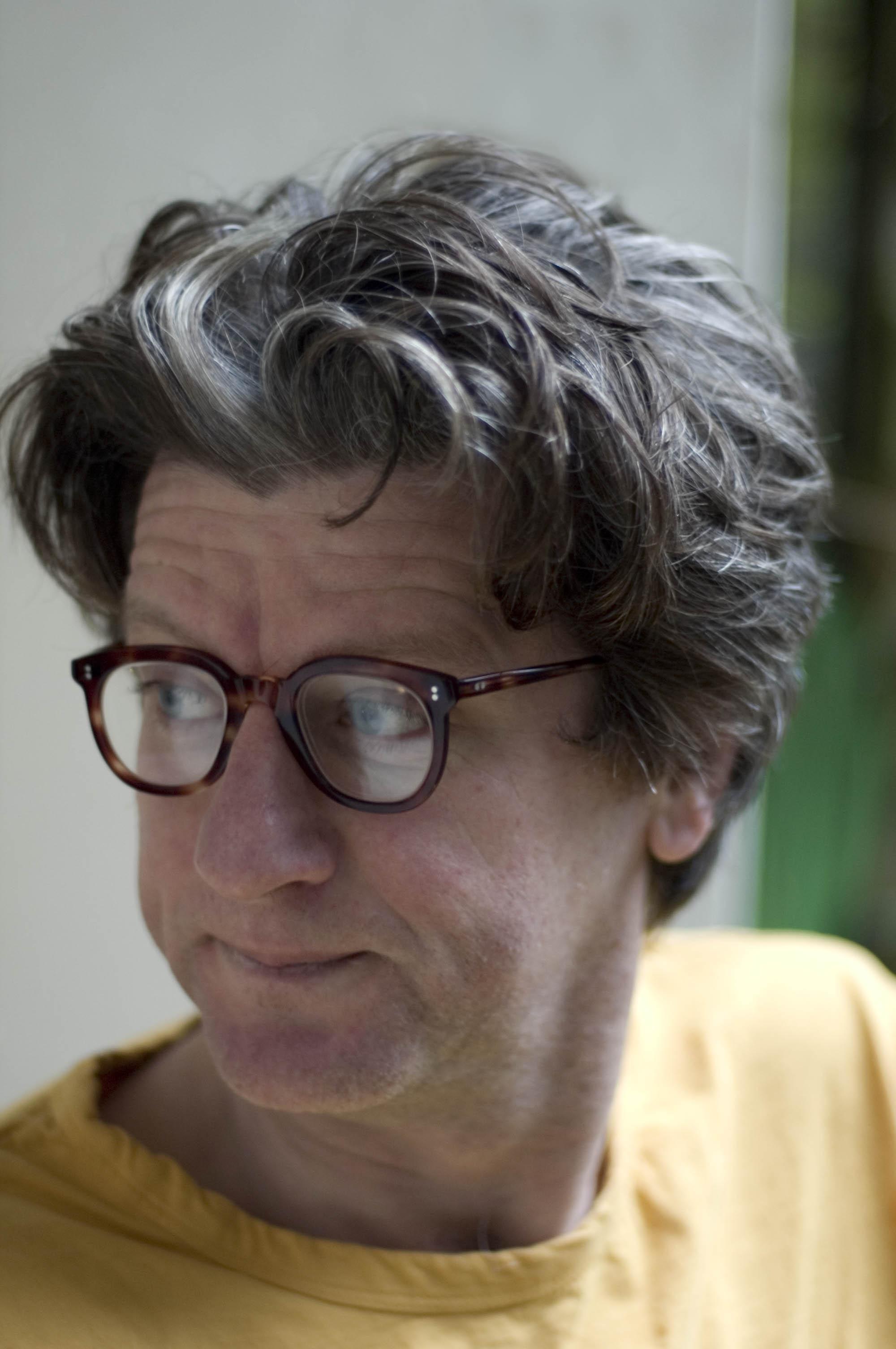 Erik Bindervoet. Foto: Iris Box