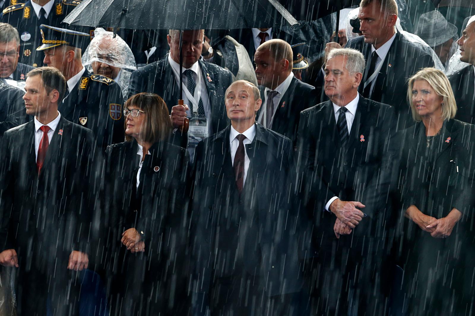 Het krankzinnige Ruslandjaar 2014