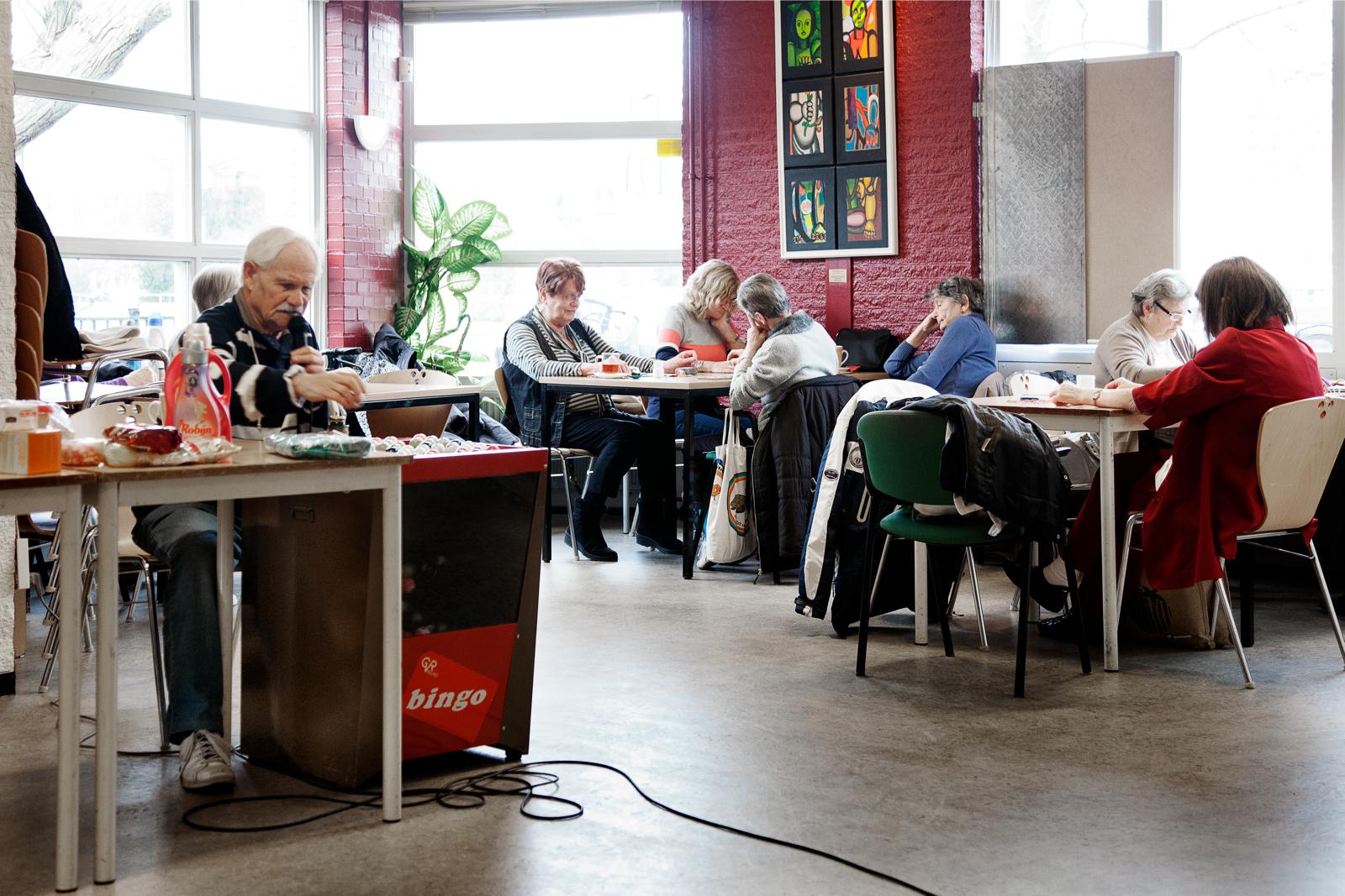 Een spannend experiment in Amsterdam-Noord