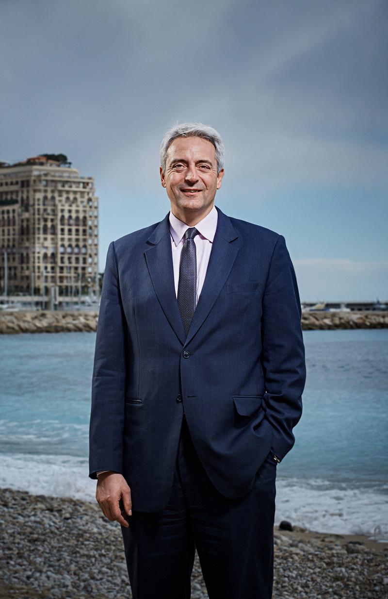 Informatie achtergehouden: CEO Bruno Chabas.