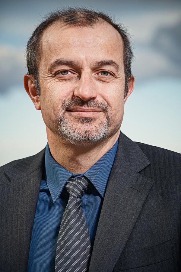 Hoofdrolspeler Jean-Phillipe Laurès.