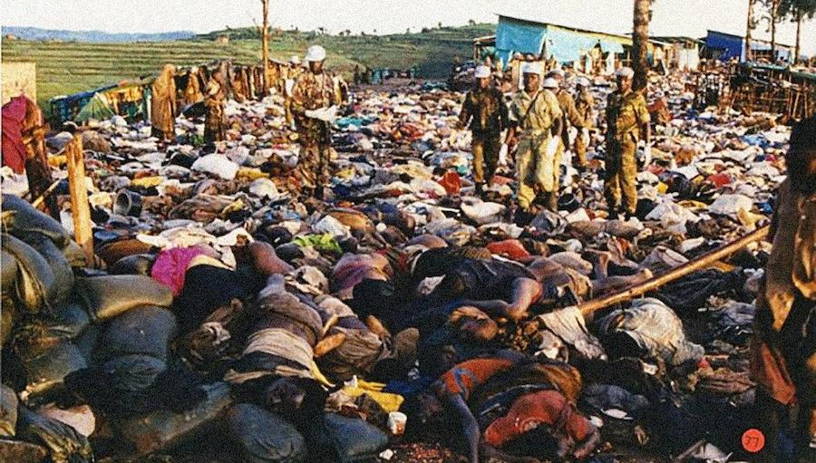 Mbandaka: de moordpartij in het havenstadje duurde uren