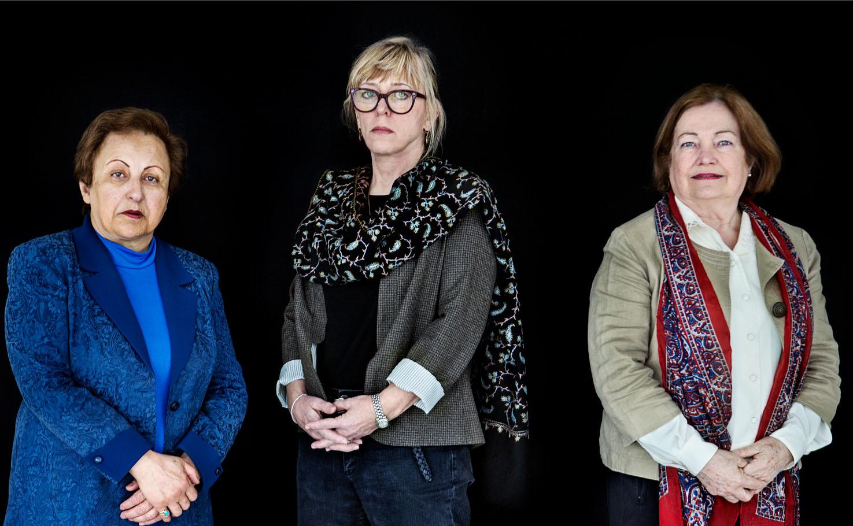 Drie Nobelprijswinnaressen over vrede en vrouwenrechten