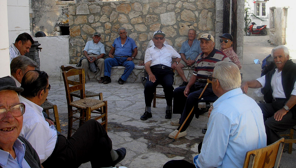 Griekse pensioenen: voor elk standpunt is er wel een grafiekje