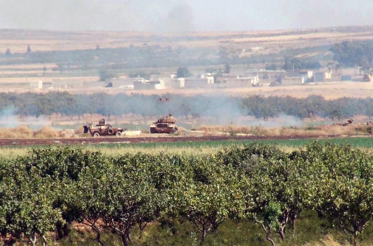 24 juli: Turkije in gevecht met IS