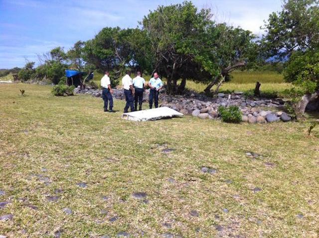 30 juli: is dit een wrakstuk van MH370?