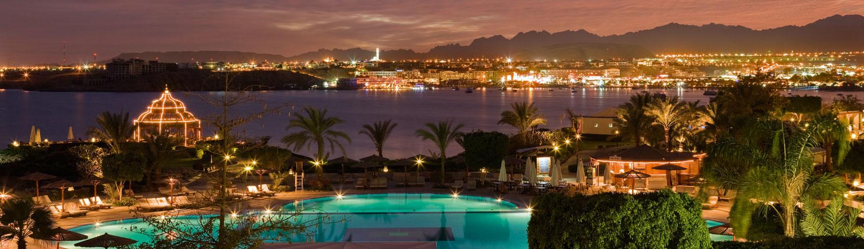 Hoe Sharm el-Sheikh Las Vegas aan de Rode Zee werd