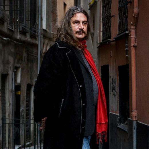 Dichter en schrijver Ilja Leonard Pfeijffer: een portret