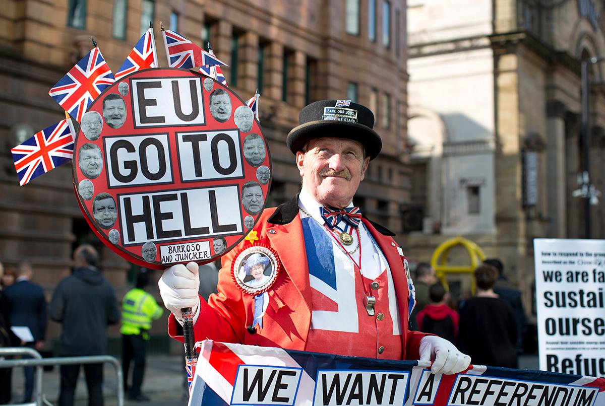 Zo voorkomen we een Brexit