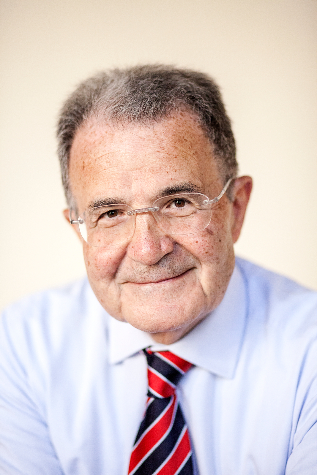 Romano Prodi over de noodzaak van een verenigd Europa