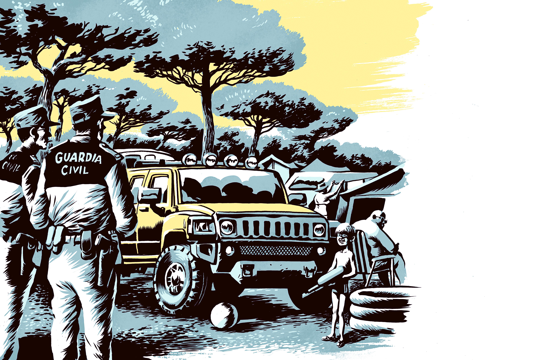 De boevenauto: pronkstuk, werkplek, schuilplaats