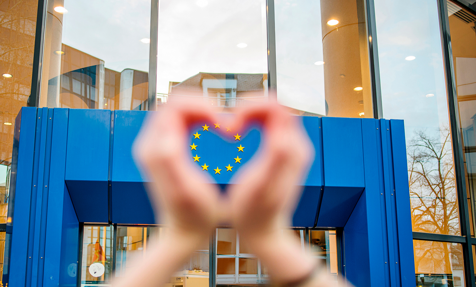 Zo wordt de Europese Unie weer geliefd