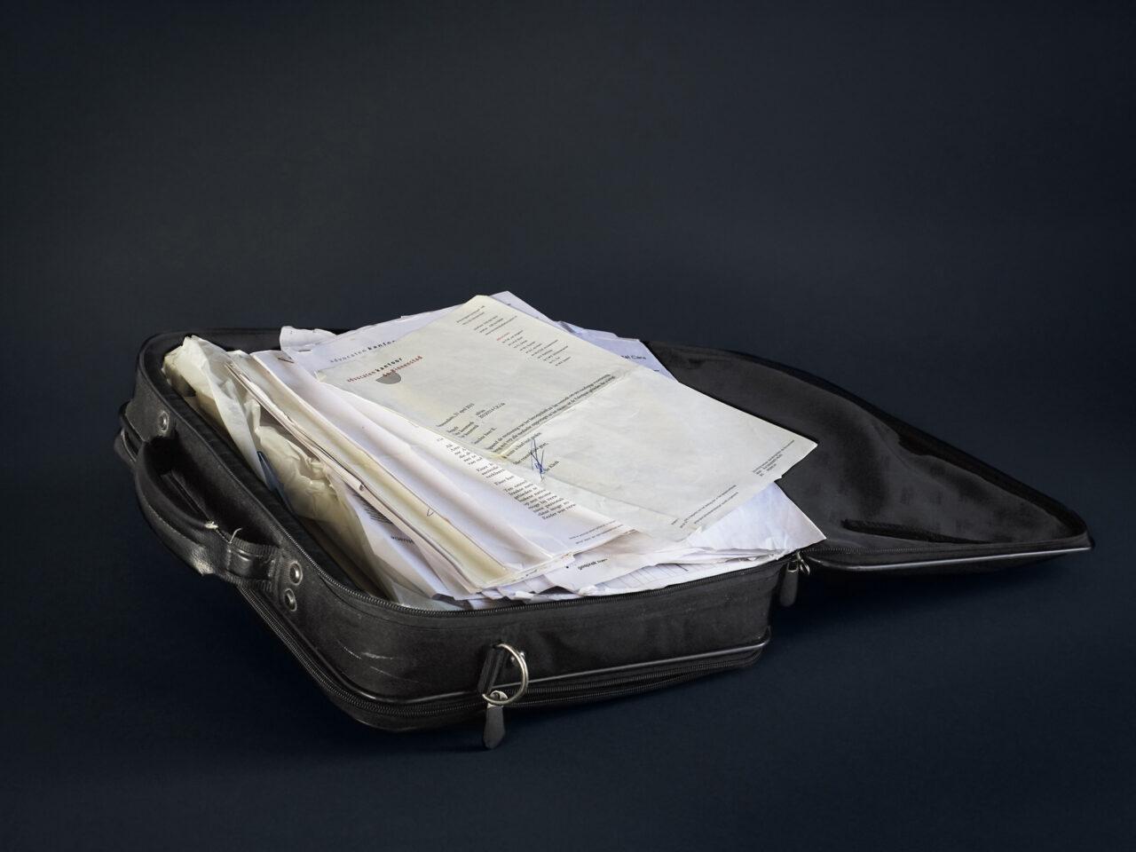 Ali's documenten