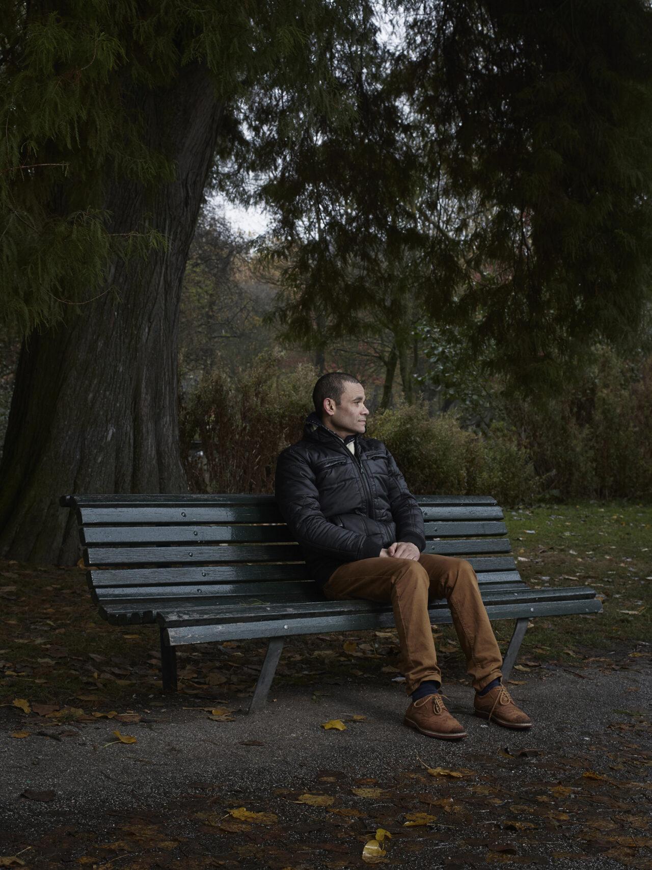 Ali, Oosterpark, Amsterdam