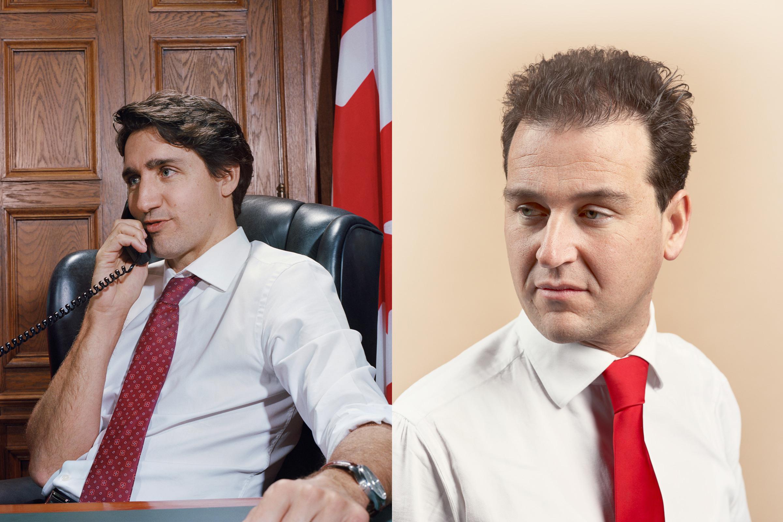 De linkse leiders van de toekomst: Lodewijk Asscher op bezoek bij Trudeau