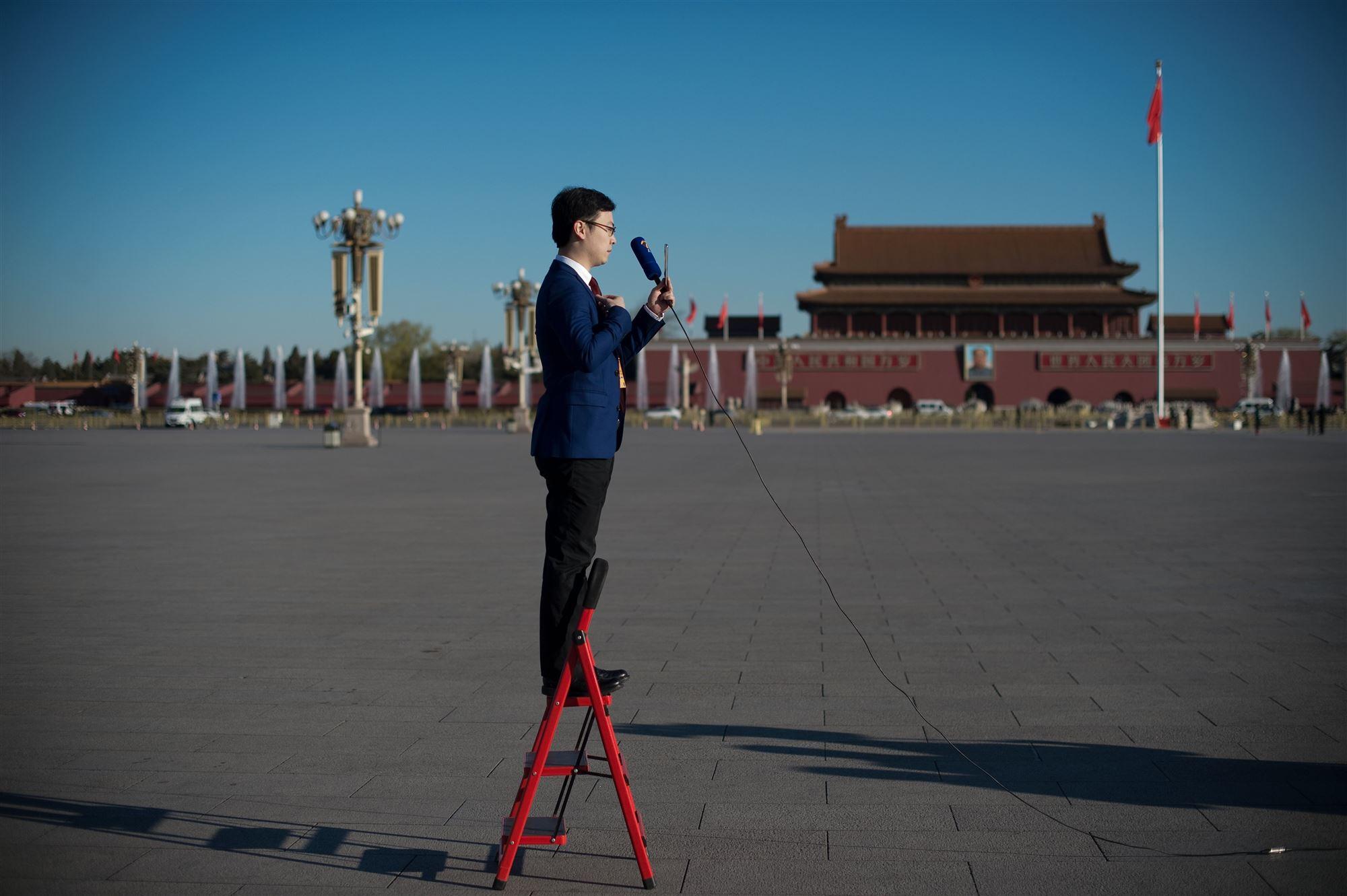 Potdicht en kapotgecensureerd: welkom in de wereld van de Chinese media
