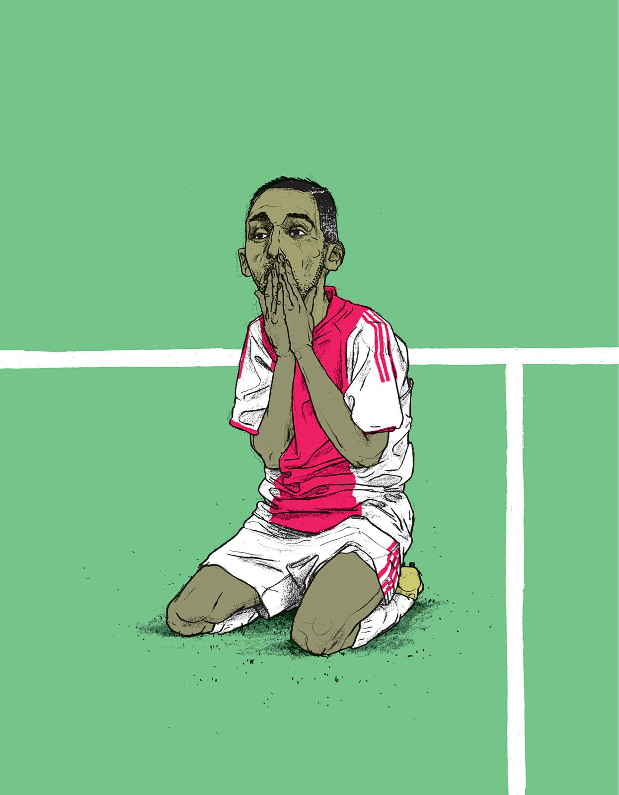 Marokkaans-Nederlandse voetballers: in de geest van Appie Nouri