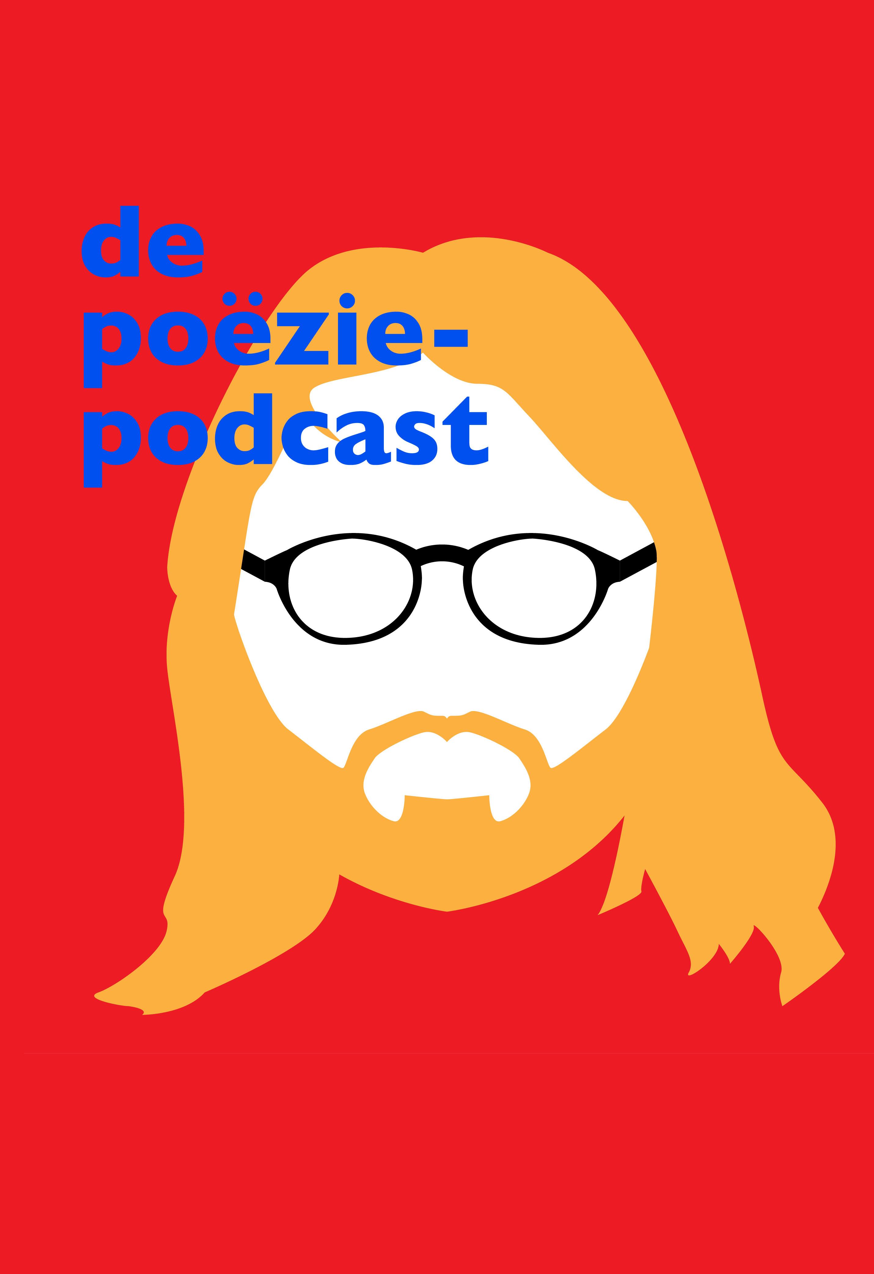 Poëziepodcast 40: Vijf dichters voor de prijs van één!