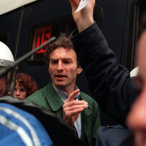 Uit 1995: Paul Rosenmöller wil liever invloed dan macht
