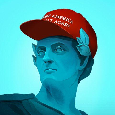 Waarom alt-right zo van de klassieke oudheid houdt