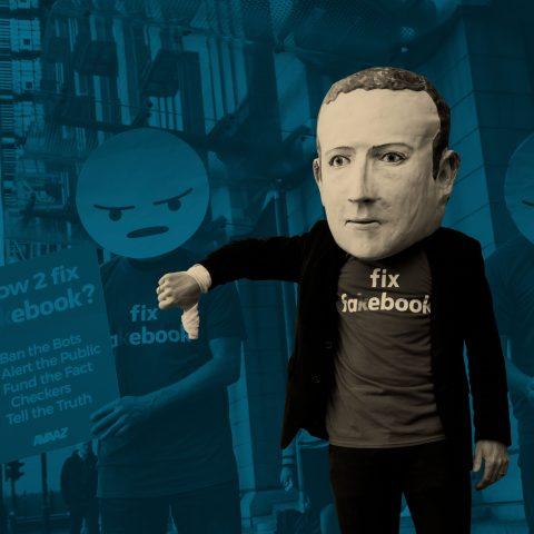 Het maakt niks uit als je Facebook verlaat, je data krijgen ze toch wel