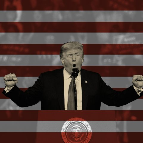 Podcast: Deze jonge 'white nationalist' is de spil in Trumps immigratiebeleid