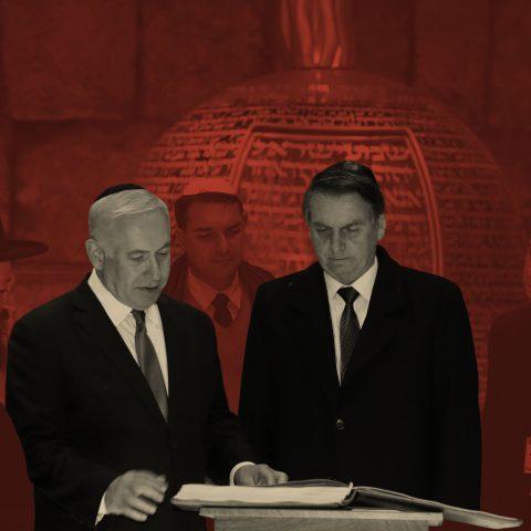 Macht op vrijdag: Op bezoek in Israël misbruikt Bolsonaro de Holocaust voor politiek gewin