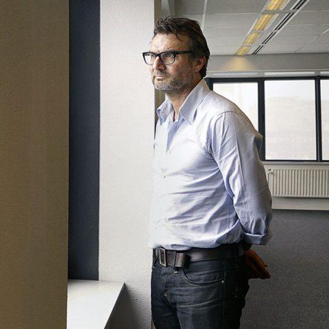 Radicale Vernieuwer Jan Mokkenstorm (1962-2019): 'Praten is essentieel is bij suïcidepreventie'