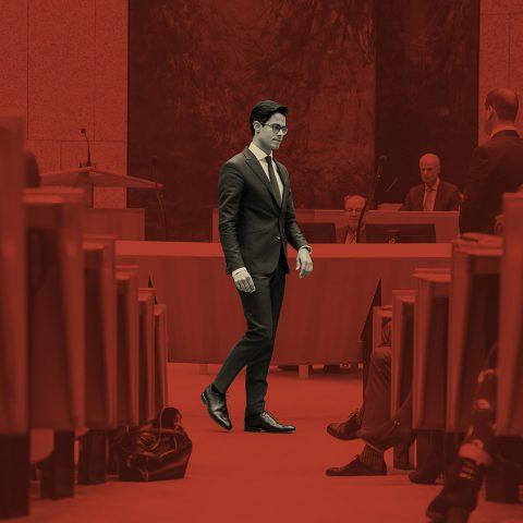 Macht op vrijdag: Zo houdt D66 een ideologisch blosje op de wangen