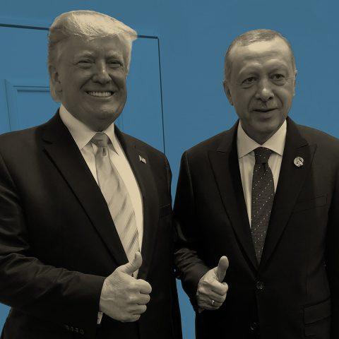 Macht op vrijdag: Eén voor allen en allen voor één, geldt in de Navo. Ook voor Erdogan?