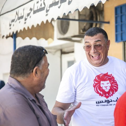 Verkiezingen in Tunesië, waar de hoop is gedoofd die na de revolutie ontstond