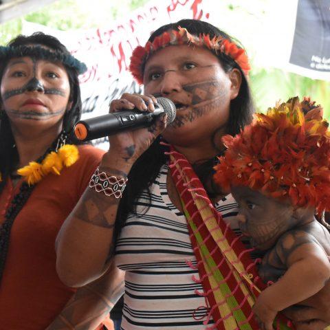 Deze inheemse vrouwen strijden voor de Amazone: 'Nederland is medeverantwoordelijk'