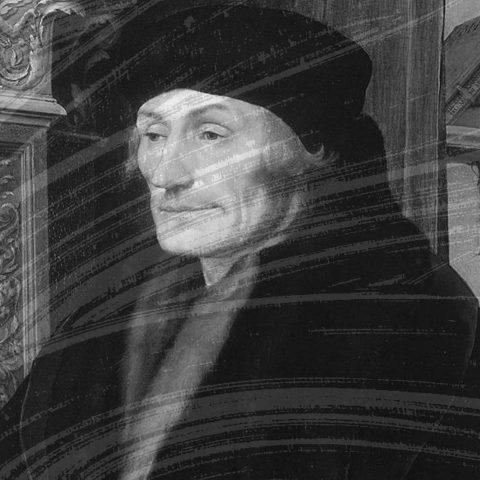 Literaire Kroniek: Erasmus was een uniek geval