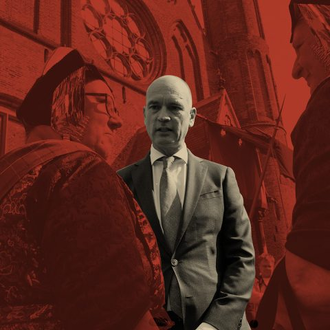 Macht op vrijdag: Gert-Jan Segers is eerlijk, en daarmee maakt hij het zich niet makkelijk