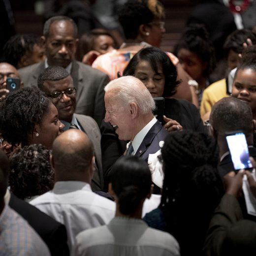 Waarom Joe Biden zijn hoop heeft gevestigd op South Carolina