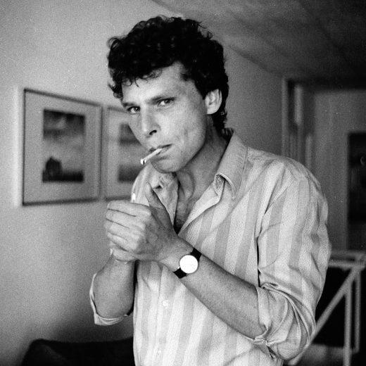 Literaire Kroniek: Toen Frans Kellendonk zich Kelly noemde en Bob Dylan wilde worden