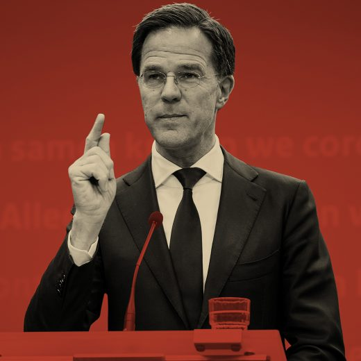 Eindelijk wil Nederland geregeerd worden
