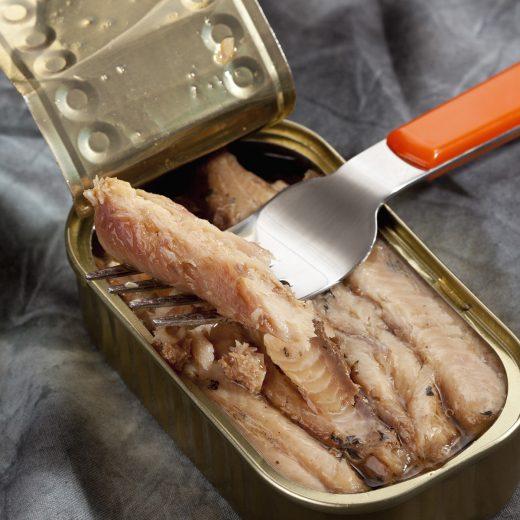 Vis uit blik: handig om te hamsteren, maar geen tonijn is meer veilig