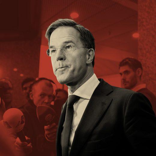 Eindelijk spreekt Rutte zich uit tegen racisme, nu de daden nog