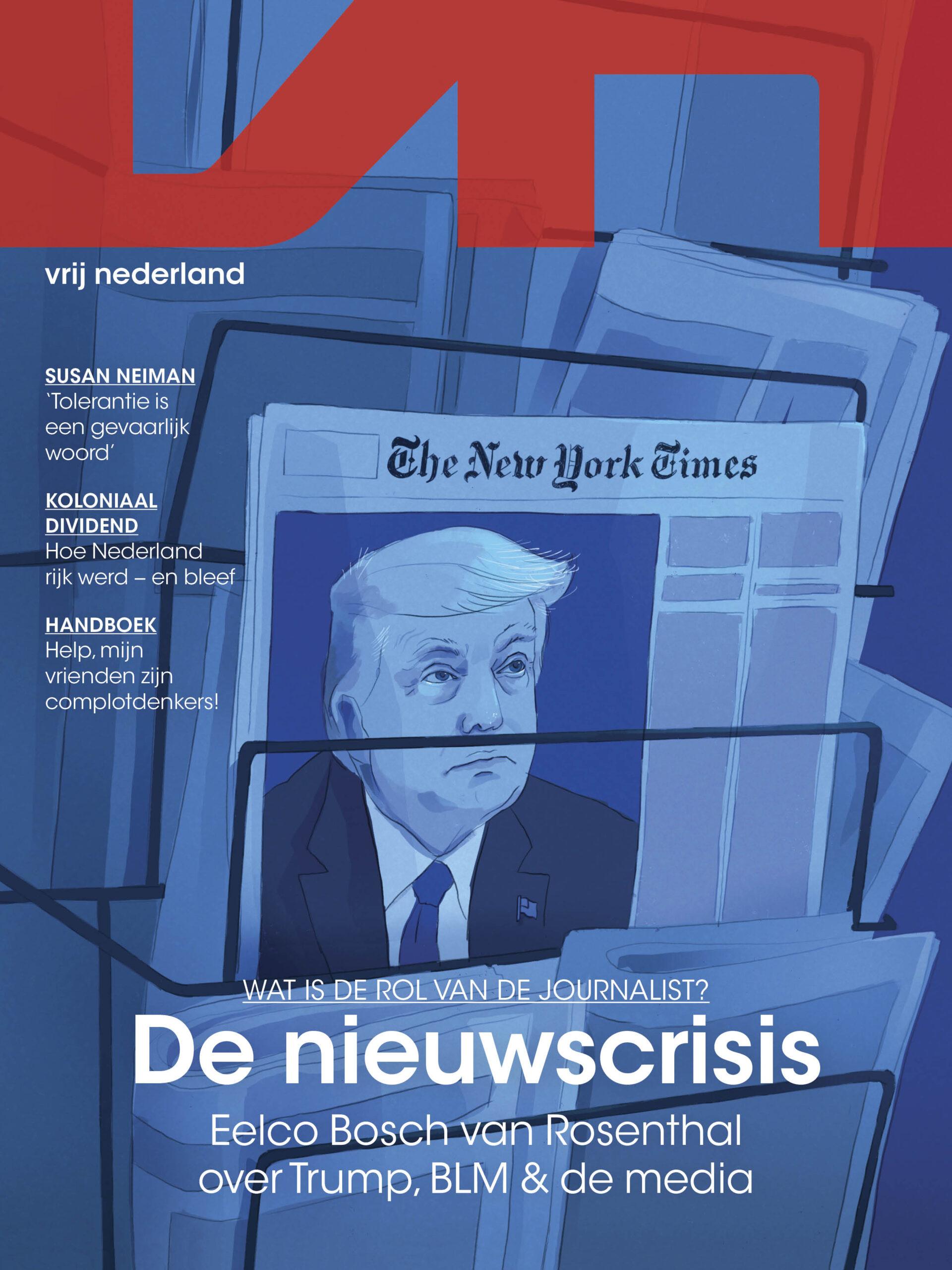 Over Vrij Nederland