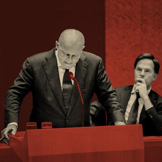 'Mildheid en genade', Rutte lijkt niet meer bang voor grote woorden