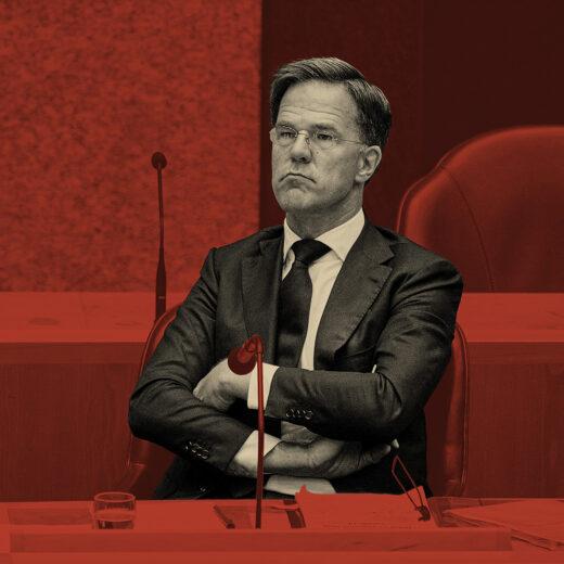 Alle ballen op Rutte! De aanval op de premier is geopend, zelfs binnen de coalitie