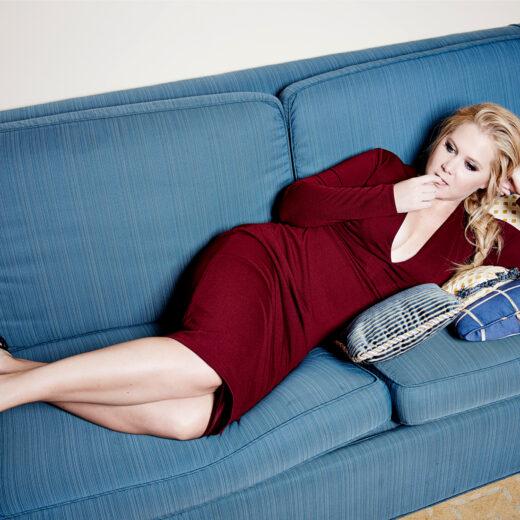 Amy Schumer: grappig, schunnig, onbevreesd