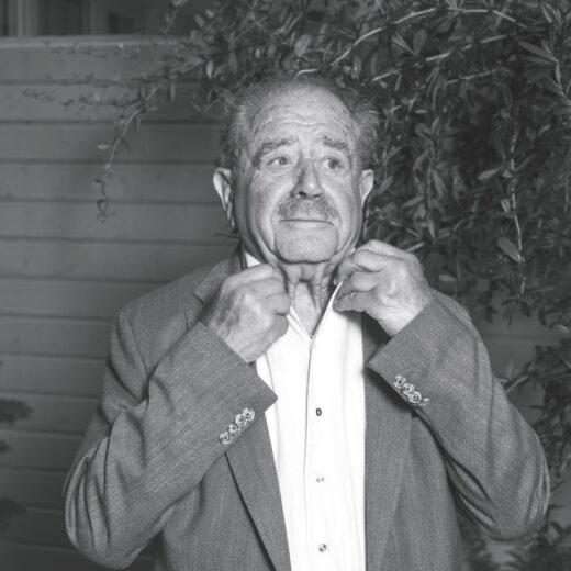 Eli Asser (1922-2019): 'Ik voel een grote gêne over het feit dat ik een goed leven heb geleid'